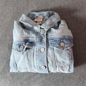 Mossimo Petite Jean Jacket
